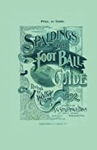 Spalding's Official Football Guide for 1892