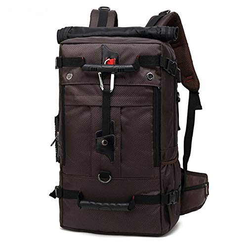 Hanggg Multifunctionele drievoudige reisrugzak met verbeterde versie van de outdoor-rugzak waterdicht