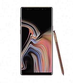 "Samsung Galaxy Note 9 SM-N960F/DS 128GB/6GB 6.4"" QHD+ sAMOLED Factory Unlocked GSM  No CDMA  - International Version  No Warranty in The USA   Metallic Copper"