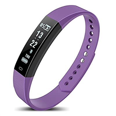 MOTIKO Fitness Tracker, Activity Tracker Watch with Heart Rate Monitor from MOTIKO