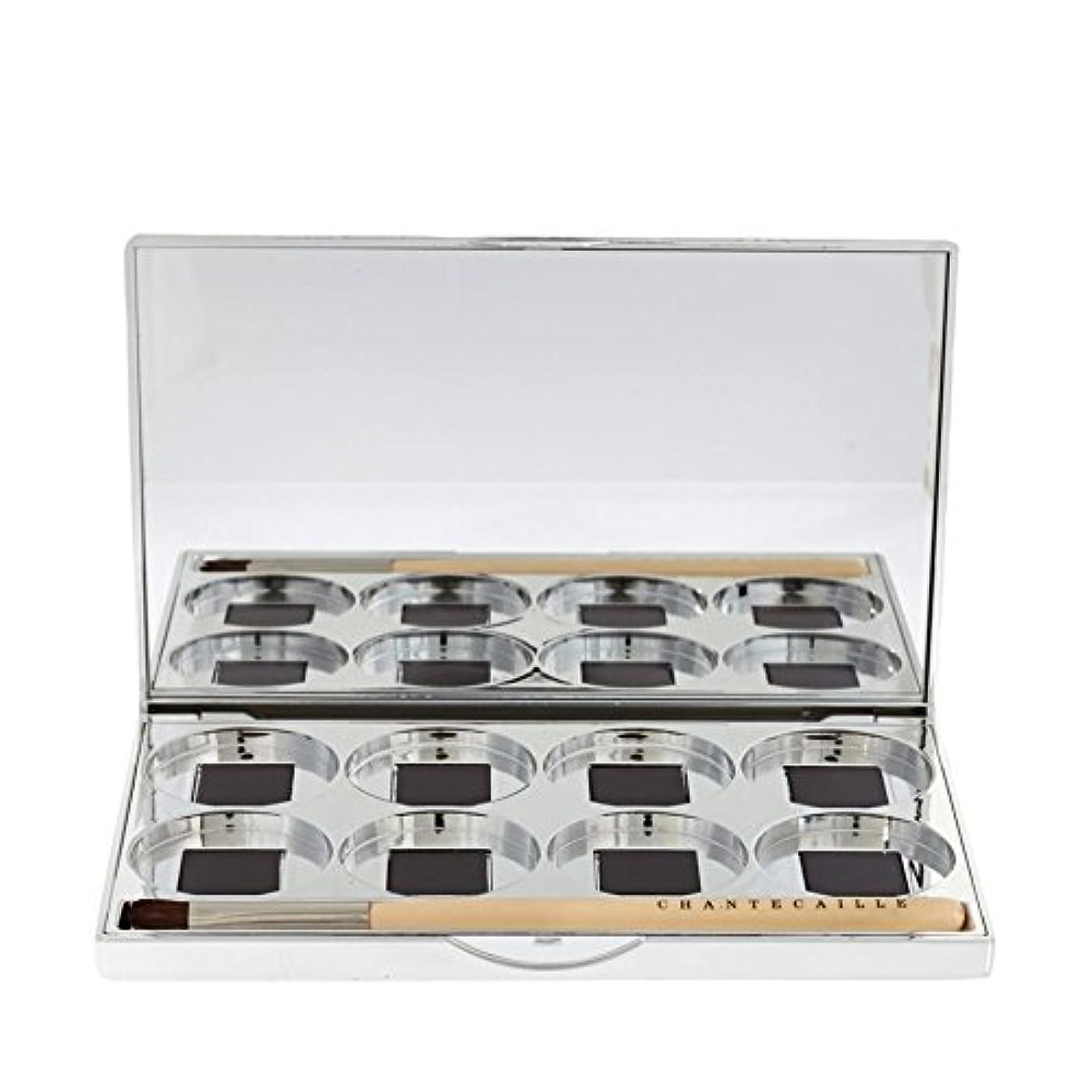 プールローブ上記の頭と肩シャンテカイユのミリアンペアパレット x4 - Chantecaille Ma Palette (Pack of 4) [並行輸入品]