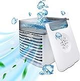 Aire Acondicionado PortáTil Coche , Funcionamiento Silencioso Aire Condicionado Portatil , Cree Su Zona De Enfriamiento...