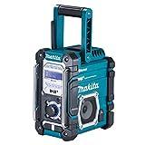 Makita Akku-Radio DMR112 avec Dab+ et Bluetooth