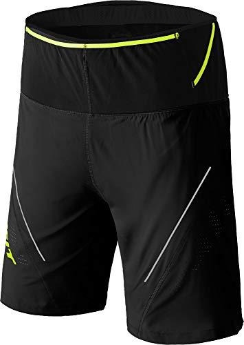 DYNAFIT Ultra 2in1 Shorts Herren Black Out Größe XL 2020 Laufsport Shorts