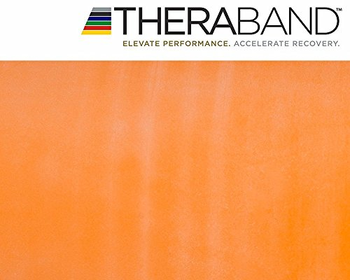 Thera-Band - Banda para ejercicios, color dorado - 2.0 m