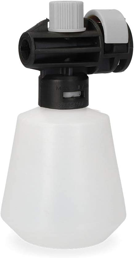 Koma Tools 08713 Recambio Deposito Jabon para Hidrolimpiadora 08710, Blanco