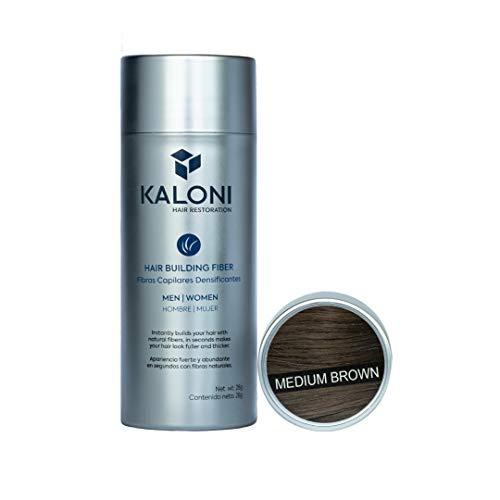 Maquillaje Capilar marca KALONI