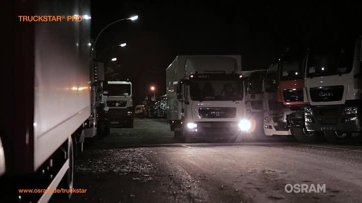 Osram Truckstar Pro H7 Glühlampe 64215tsp Hcb 24v Duobox Auto