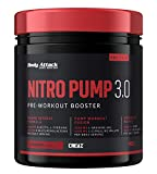Body Attack Nitro Pump 3.0 Pre Workout Booster Extreme, ohne...