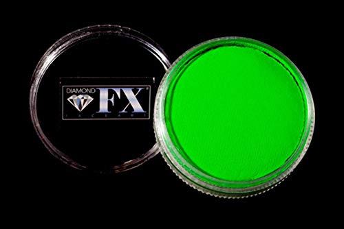 Peinture au néon Diamond FX Neon - Vert (30 gm)