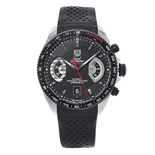 Tag Heuer Grand Carrera Mens Watch CAV511C.FT6016