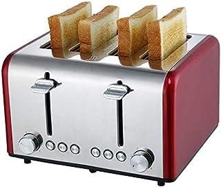 Appareils à sandwich et presses à panini 4 pièces Maison multi-fonction automatique en acier inoxydable des ménages en aci...