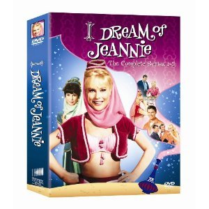 Bezaubernde Jeannie - Season 1-5 (20 DVDs)