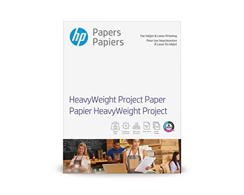 HP Heavyweight Project Paper | Matte Inkjet & Laser | 8.5x11 | 250 Sheets (Waeco Cf 50 Best Price)