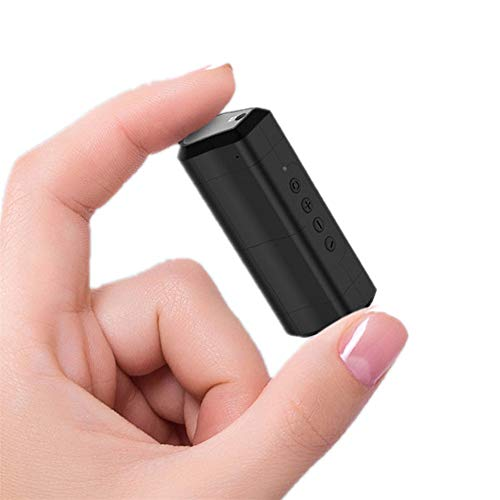 Portátil Mini Grabadora Digital De Voz Activado, 8GB Reproductor MP3 Dictáfono Magnética For Conferencias Reuniones Entrevistas De Grabación De Sonido (Size : 8GB)