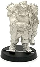 Stonehaven Half-Orc Strong-arm Miniature Figure (for 28mm Scale Table Top War Games) - Made in USA