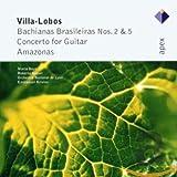 Bachianias Brasileiras 2 & 5/+ - mmanuel Krivine