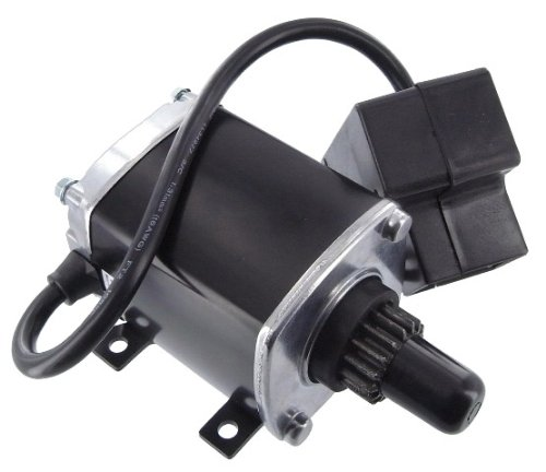Discount Starter & Alternator Replacement Starter For Tecumseh Horizontal Snowblower Engines 120 Volt TVM125 TMV140 V70 H50 H70 HSK50 HSK60 HSK70 33328 5HP-8HP