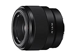 Three ways focus. Auto focus: The camera focuses automatically. Operating sounds may also be recorded during movie recording F1.8 maximum aperture for low-light shots. 7 blade circular aperture for beautiful defocus effects 75mm (35mm equivalent) foc...