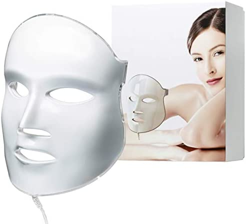 FDA cleared Aphrona LED Facial Skin Care Mask Light Treatment LED Mask product image
