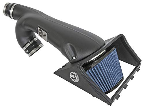 aFe Power 54-32112-B Magnum Force Ford F-150 EcoBoost Performance Intake System (Oiled, 5-Layer Filter)