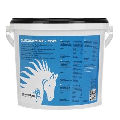 PharmaHorse Glucosamine & MSM Cheval 3000 GR.