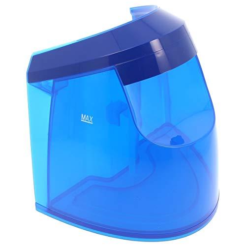 Réservoir d'eau bleu foncé