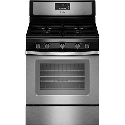 Whirlpool WFG530S0ES 5.0 Cu. Ft. Gas Stainless Convection Range