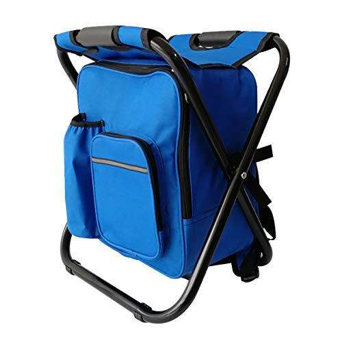 Glenmore Portable Camping Backpack Chair