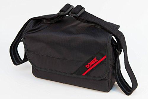 Domke 700-52RBS Tear Resistant, Lightweight Limited Edition F5XB Rip Stop Nylon Camera Case, Black