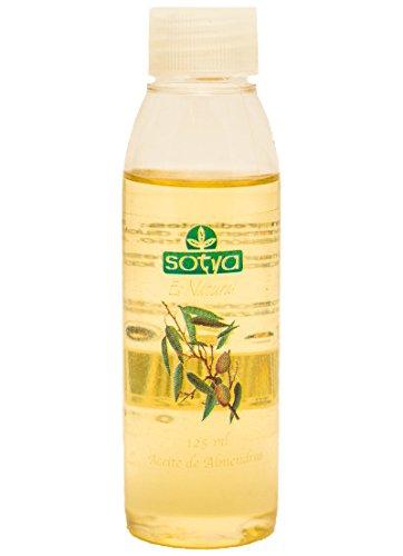 Sotya, Aceite corporal (Almendras Dulces) - 125 ml.