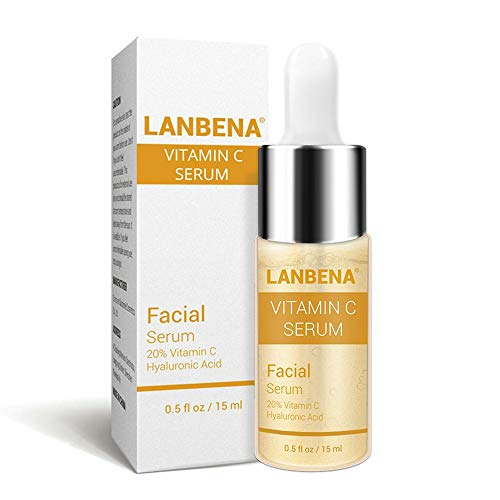 Serum Completo Vitamina C + Ácido Hialurônico Botox Lanbena
