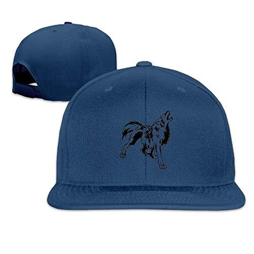 ouyjian Niedliche Alpaka Denim Baseball Caps Hut verstellbare Baumwolle Sport Strap Cap für Männer Frauen