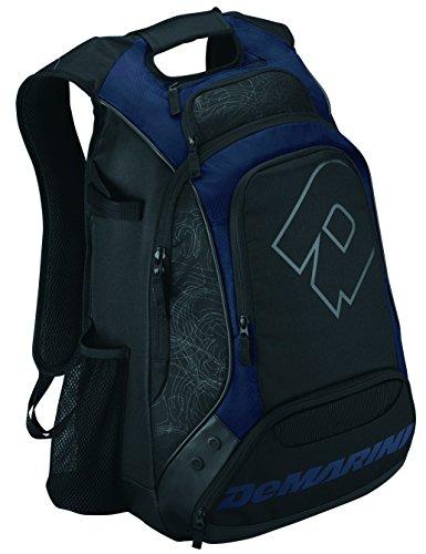 DeMarini  NVS Baseball/Softball Backpack, Navy