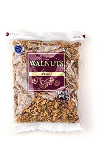 [Amazon限定ブランド] NUTS TO MEET YOU クルミ 1kg 植物油不使用