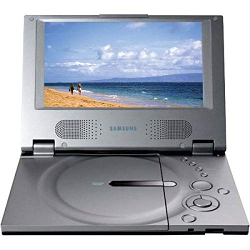 Samsung DVD-L70 7-Inch Portable DVD Player