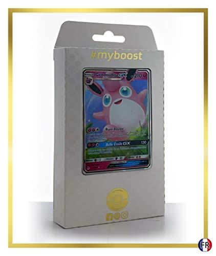 Grodoudou-GX 42/68 - Ultraboost X Soleil & Lune 11.5 Destinées Occultes - Coffret de 10 Cartes Pokémon Françaises