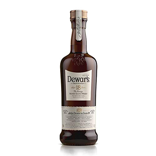 Dewar's 18 años Whisky - 700 ml