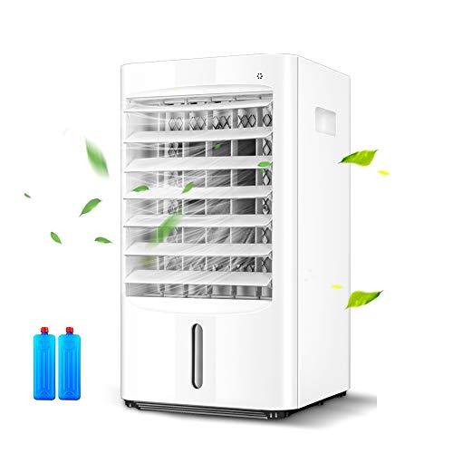 Klimaanlagenventilator Luftkühler ,Tragbarer Luftbefeuchter für Klimaanlagen Quiet Office Desktop-Kühlerlüfter mit 3-fach einstellbar für Wohnzimmer, Zuhause, Büro, Schlafzimmer