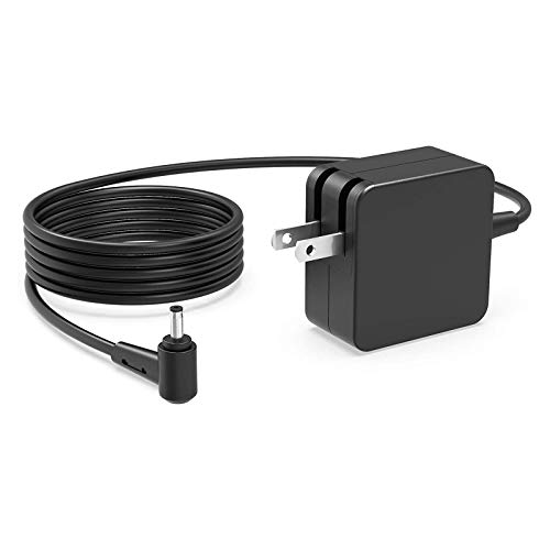 UL Listed AC Charger Replacement for Asus Q302L Q503U Q303U Q302U Q302UA Q302LA Q303 Q303UA Q503 Q503UA Q200 Q200E Laptop with Extra 7.54 feet Long Power Cord Charging Cable