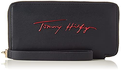 Tommy Hilfiger Damen Iconic Tommy Reisezubehr-Reisebrieftasche, Wüstenhimmel, Einheitsgröße