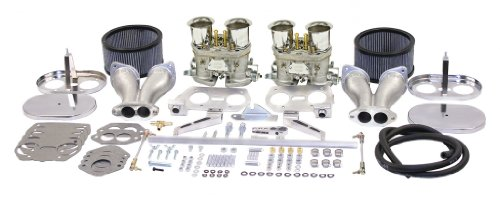 Dual 40 HPMX Carburetor Kit, By EMPI, Compatible with Dune Buggy