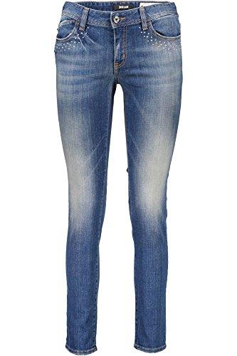 Just Cavalli S04LA0118 N31438 Denim Jeans Damen BLU 470 25