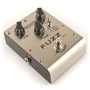 """Biyang FZ-7 """"Fuzz"""" Distortion Gitarre Effects Pedal Effekte-Pedal"""