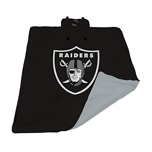 Logo Brands NFL Las Vegas Raiders All Weather Outdoor...