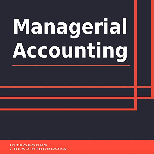 Managerial Accounting cover art