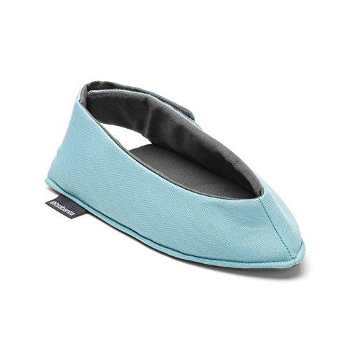 Brabantia Bügeleisen - Schutztasche, Schutzsohle, Bügelschutzsohle, Aufsatz, Bügeleisensohle, Schutzbezug, Bügelsohle, Mint, 105708
