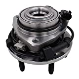 MACEL 513188 Front Wheel Hub Bearing Assembly Compatible with 02-09 Chevy...