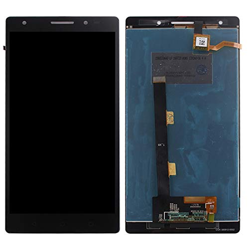 un known Reemplazo Herramientas de experimentos de Prueba IPartsComprar for Lenovo Phab 2 Plus Pantalla LCD + Accesorio de Pantalla táctil (Size : For phab 2 Plus)