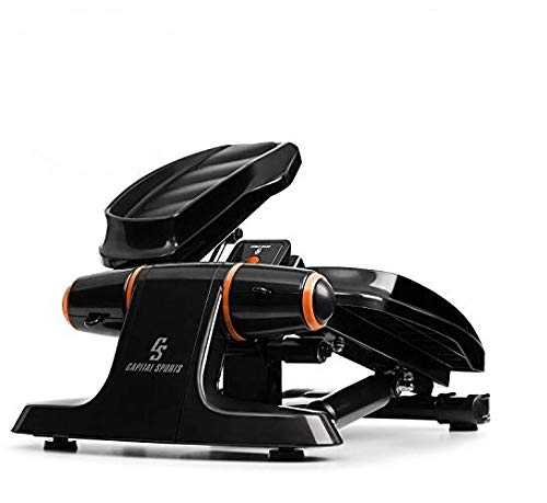 Capital Sports Galaxy Step - Mini Stepper, Charge maximale: 120...